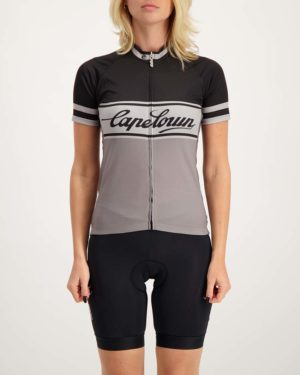 Ladies Capetoni Supremium cycle top. Designed and manufactured by Enjoy.