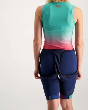 Ladies Miami regulator base layer. Designed and manufactured by Enjoy.