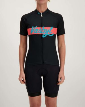 Ladies Vasbyt Supremium cycle top. Designed and manufactured by Enjoy.