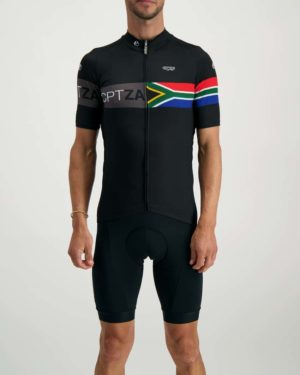 Mens Destination Supremium cycle top. Designed and manufactured by Enjoy.