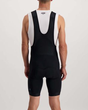 Mens Mono dual bibshort. Designed and manufactured by Enjoy.
