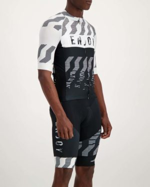 Mens Outer Limits ProXision cycle top. Designed and manufactured by Enjoy.