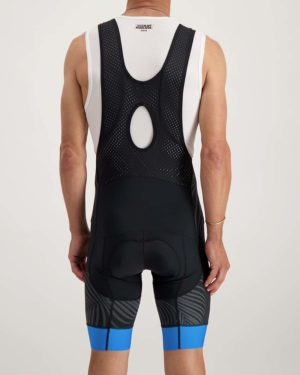 Mens Pool Party ProXision bibshort. Designed and manufactured by Enjoy.