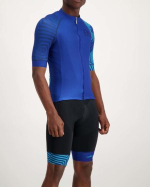 Mens Prismatic ProXision cycle top. Designed and manufactured by Enjoy.
