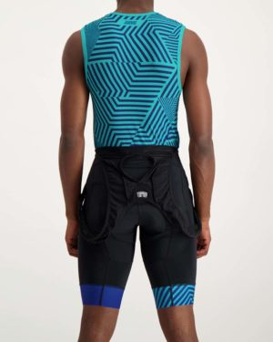 Mens Prismatic regulator base layer. Designed and manufactured by Enjoy.