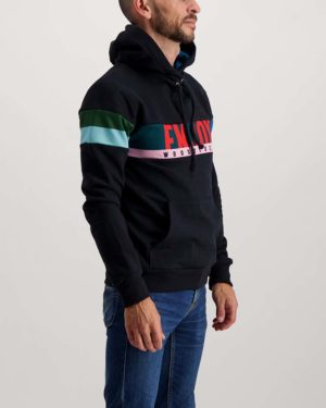 Enjoy Original fleeced hoody. Designed and manufactured by Enjoy.