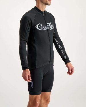 Mens Cyclist Hill Cocoon jersey. Designed and manufactured by Enjoy.