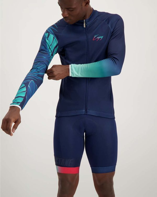 Mens Miami Cocoon jersey. Designed and manufactured by Enjoy.