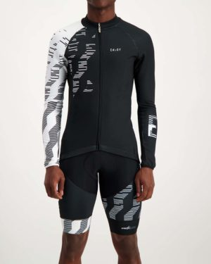 Mens Outer Limit Cocoon jersey. Designed and manufactured by Enjoy.