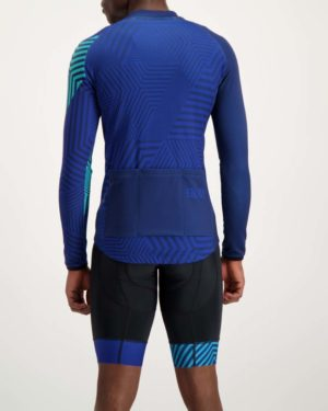 Mens Prismatic Cocoon jersey. Designed and manufactured by Enjoy.