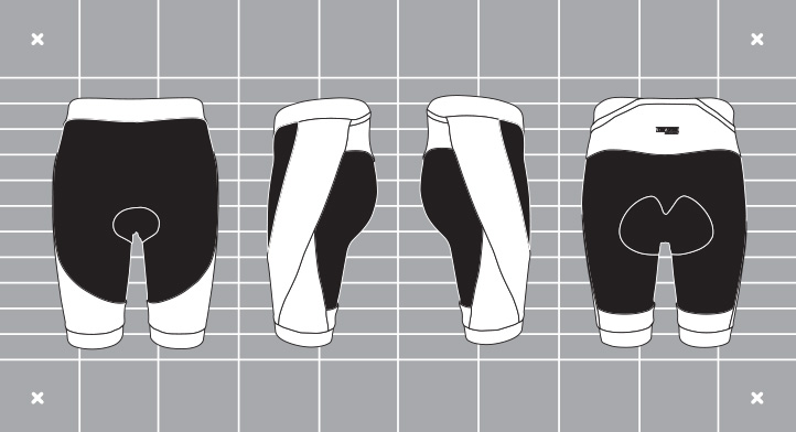 Men's Trine Tri Short