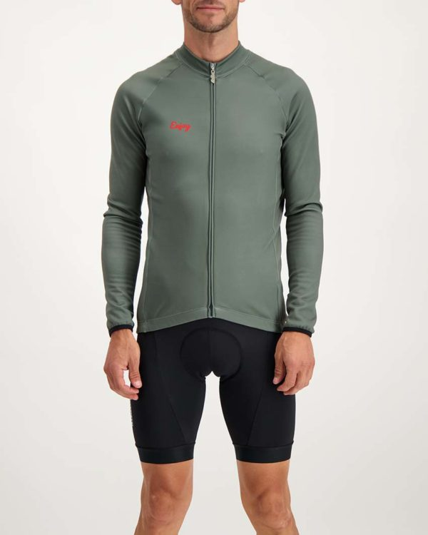 Mens Warhill Cocoon riding jersey. Designed and manufactured by Enjoy.