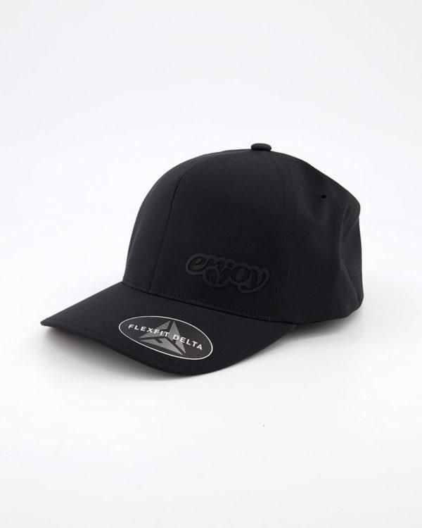Enjoy Flexfit Delta cap. Designed by Enjoy cycling clothing.