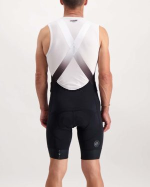Mens Climber Bibshort designed and manufactured by Enjoy cycling clothing.