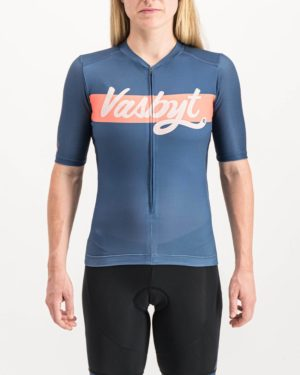 Ladies Vasbyt Trine Top. Designed and manufactured by Enjoy cycling apparel.