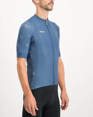 Mens Blitz ProXision Cycle Top. Designed and manufactured by Enjoy cycling apparel.