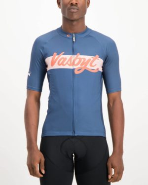 Mens Vasbyt Supremium Cycle Top. Designed and manufactured by Enjoy cycling apparel.