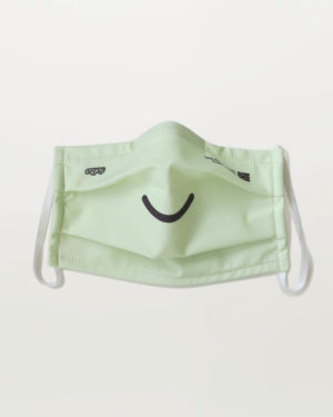 Contagious Smile face mask. Designed and manufactured by Enjoy.