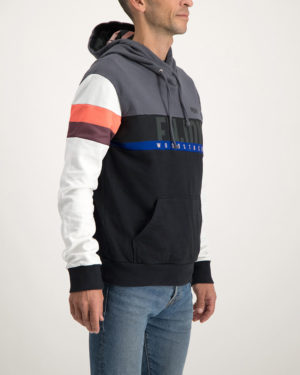 Mens Enjoy 2020 Fleeced Hoodie. Designed and manufactured by Enjoy Cycling Apparel.