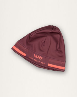 Mens Semester Baroon Fleeced Beanie. Designed and manufactured by Enjoy Cycling Apparel.