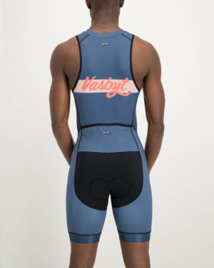 Mens Vasbyt Escape Trisuit. Designed and manufactured by Enjoy.
